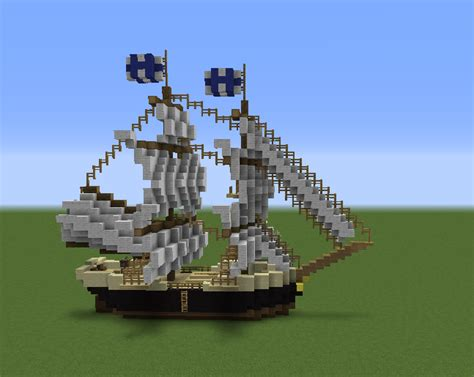 How To Make A Double Boat In Minecraft by Medieval Sailing Ship Grabcraft Your Number One Source