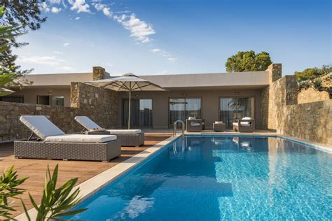 Deluxe Two Bedroom Bungalow Suite With Private Pool Ikos