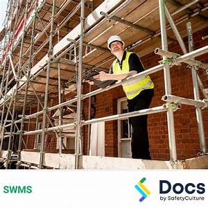 Heights  Working On Scaffolding  Swms