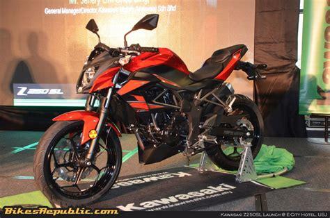 Review Kawasaki Z250sl by Kawasaki Z250sl Launched Priced At Rm15 739
