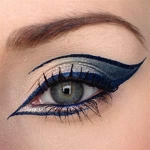 walk like an Egyptian... | Eye makeup, Eyeshadow makeup ...