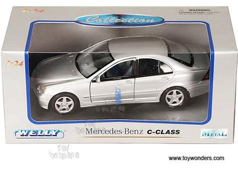Adults in the real thing, not so much. mercedes benz C Class Hard Top by Welly 1/24 scale diecast model car wholesale 2097SV