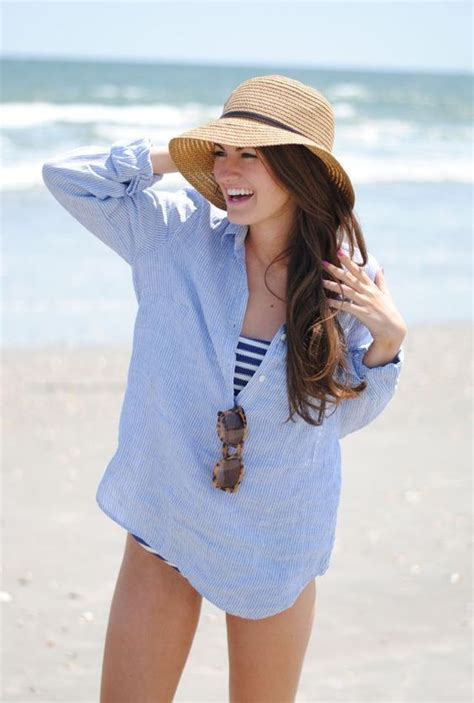 17 Best ideas about Summer Beach Outfits on Pinterest   2016 summer fashion Beach clothes and ...