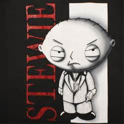 Family Guy Stewie Gangster