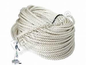 Corde Au Metre : delta plus corde tressee vendu au metre tc014 ~ Edinachiropracticcenter.com Idées de Décoration