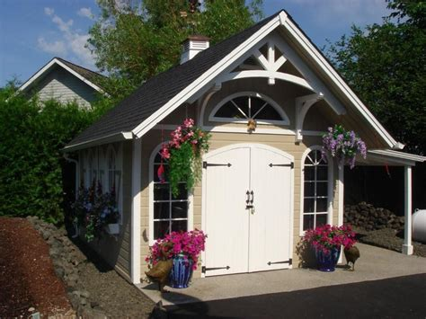Your Guide To Building The Perfect She Shed