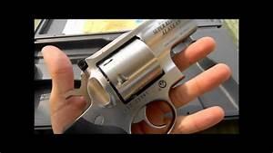 Ruger Super Redhawk Alaskan 454 Casull - YouTube