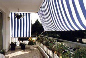 Balkon Sichtschutz Seite : sichtschutz f r den balkon mit seilspanntechnik ~ Markanthonyermac.com Haus und Dekorationen