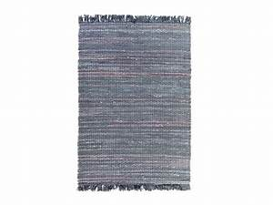 Teppich 140x200 Grau : teppich grau 140x200 cm baumwolle l ufer kurzflor wohnzimmerteppich vorlage ebay ~ Whattoseeinmadrid.com Haus und Dekorationen