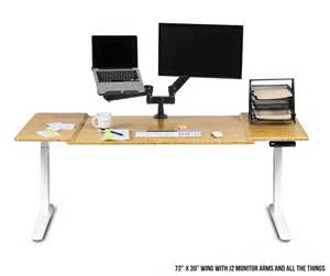 jarvis standing desk bamboo 311 best images about furnishings on