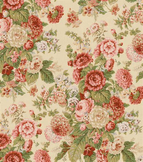 home decor print fabric waverly sitting pretty antique jo