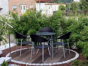 Sichtschutzpflanzen Für Terrasse : bambus sichtschutz auf terrasse balkon ~ Indierocktalk.com Haus und Dekorationen