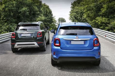2020 Fiat 500x by 2020 Fiat 500x Look Trim Levels Suv Project