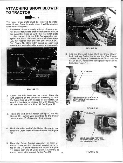 Mtd 10 Hp Wiring Diagram by 45 Inch Snow Blower Attachment