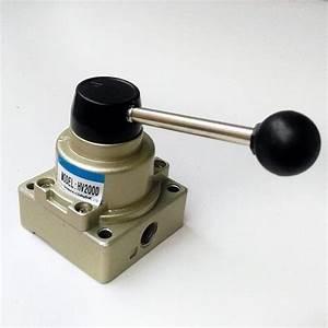 Hv 200d 1  4 U0026 39  U0026 39  Manual Operated Valve Pneumatic Hand Switch