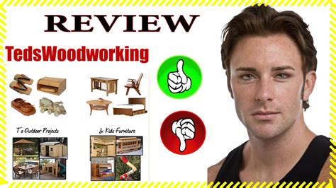 teds woodworking plans review youtube