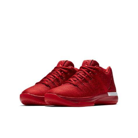 Air Jordan 31 Low Gym Red Bg 897562 601 Basketball