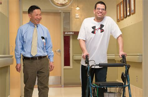 born with cerebral palsy lee schuh md delivers care