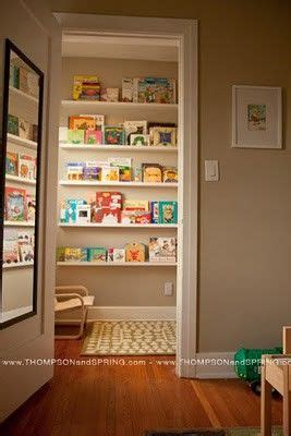 Walk In Closet Library by Closet Made Into A Reading Nook Genius Diy
