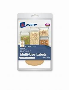 avery oval easy peel labels 2quot x 3 1 3quot glossy white 80 With avery 22820