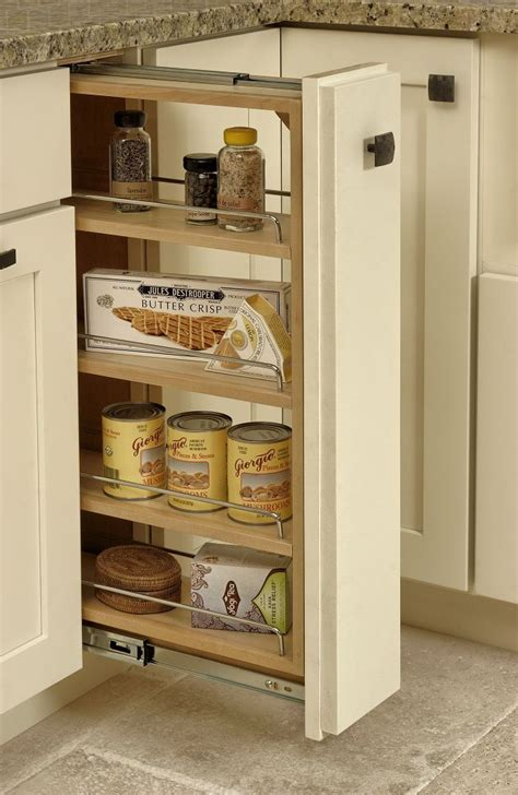 Spice Rack Organizer For Cabinet by Best 25 Pull Out Spice Rack Ideas On