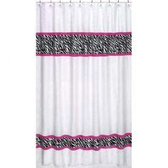 1000 images about zebra print shower curtain on pinterest