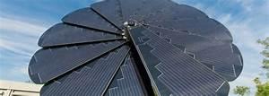 Panneau Solaire Gratuit : panneaux solaires innovant smartflower ~ Melissatoandfro.com Idées de Décoration