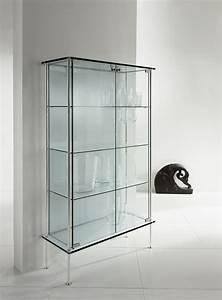 Vitrine En Verre Pas Cher : vitrine verre ~ Teatrodelosmanantiales.com Idées de Décoration