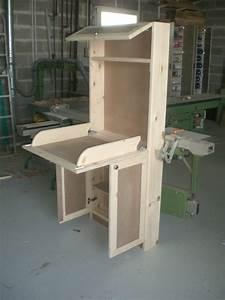 Meuble Table A Langer : table langer murale meuble sur mesure versailles coudre pinterest repos le coin et la deux ~ Dode.kayakingforconservation.com Idées de Décoration