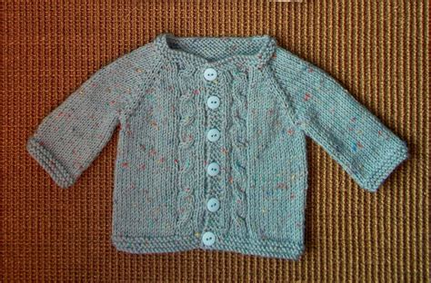 baby sweaters to knit marianna 39 s lazy days max baby cardigan jacket