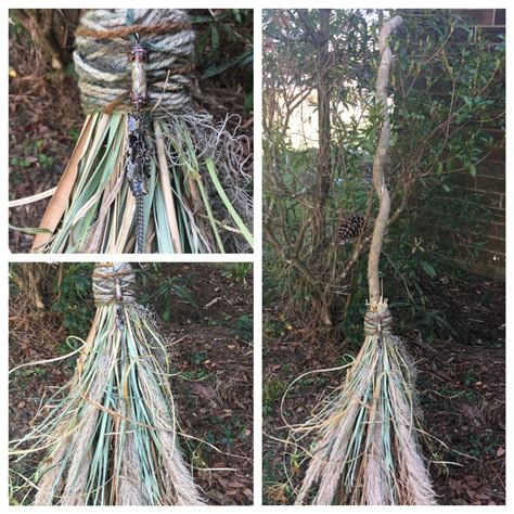 earth element besomwitch broom  images witch wand