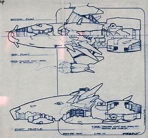 [Firefly]Reaver Ship Blueprint