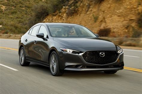 Mazda 3 Picture by 2019 Mazda3 Skyactiv X Specifications Confirmed European
