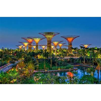 Tour Du Lịch Singapore - Malaysia 7 Ngày