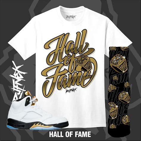 Jordan 5 Gold Olympic Sneaker Outfits by Original RUFNEK | SneakerFits.com