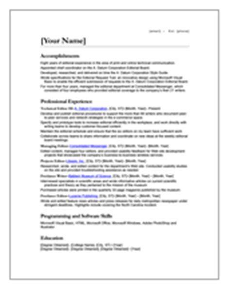 cv templates  ireland resume cv templates
