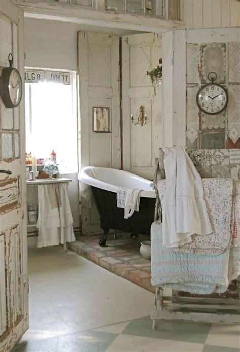 lovely  inspiring shabby chic bathroom decor ideas