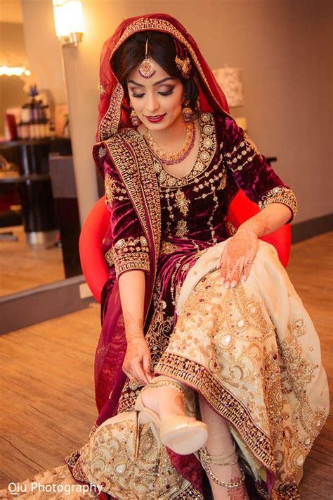 beautiful pakistani bride   dolled