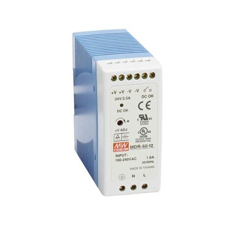 MDR-60-24 - Mean Well - MDR6024 - datasheet