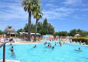 piscine chauffee en languedoc roussillon With camping a marseillanplage avec piscine