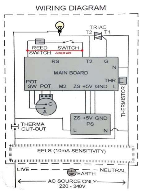 Testing Water Heater Wiring Diagram by Useful Bulb Testing Method To Solve Household Instant