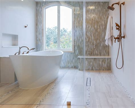 Bathroom Designs Houston by River Oaks Houston Tranquil Spa Master Bathroom