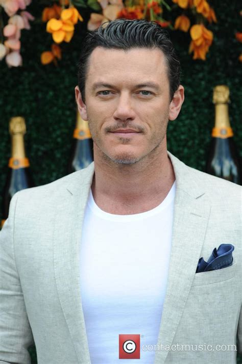 Luke Evans Biography News Photos And Videos