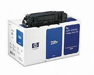 Original Fuser Unit Hp Color Laserjet 9500 9500n 9500hdn  C8556a Fuser Unit