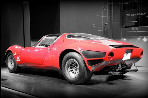New Exhibit Celebrates Alfa Romeo 33 Stradale's 50th