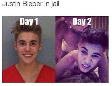 Jail Meme - biebs in jail winning pinterest funny memes and memes