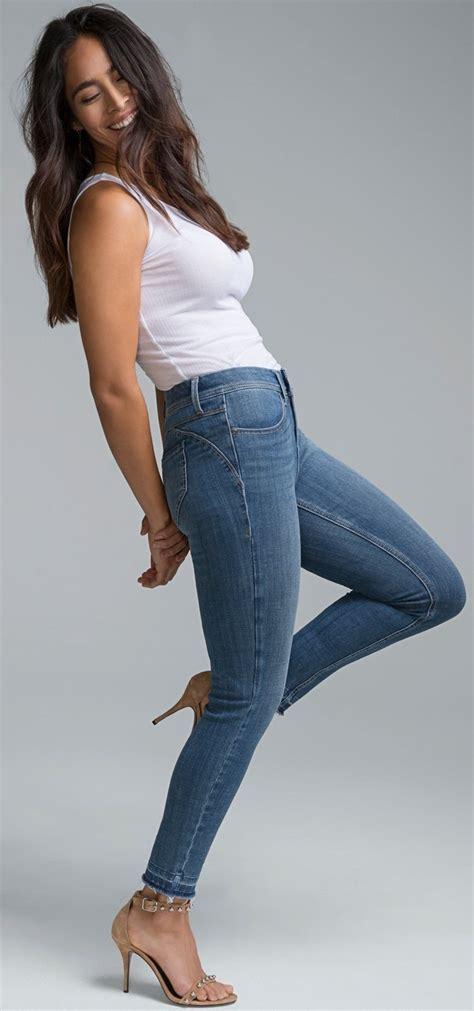NYDJ | Boost Skinny in Curves 360 Denim