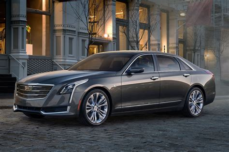 Cadillac Car : 2016 Cadillac Ct6 Reviews And Rating