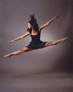 Lyrical dance. Split Jump. | Dance! | Pinterest