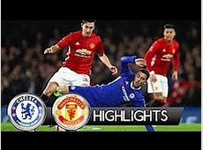 Chelsea vs Manchester United 10 All goals and Highlights